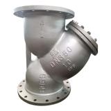 filtro y em aço inox