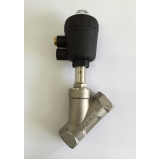preços de válvula globo angular pneumática Teresina