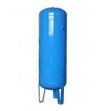 reservatório de ar comprimido