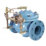 válvula redutora de pressão água