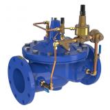 válvula reguladora de caudal de água