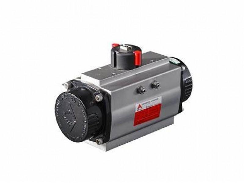 Atuador Pneumático para Válvulas Rio Branco - Atuador Pneumático Rotativo