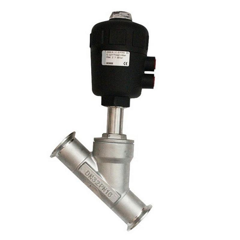 Loja de Válvula de Controle Acionamento Pneumático Goiânia - Válvula de Controle de Vazão