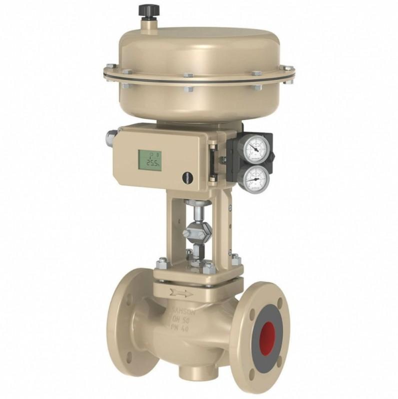 Loja de Válvula de Controle Tipo Globo Salvador - Válvula de Controle de Fluxo de água