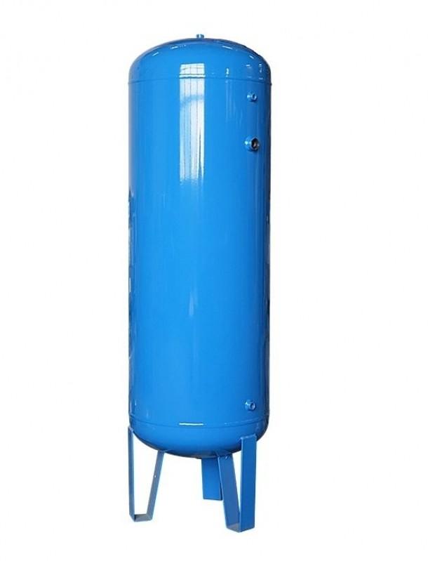 Reservatório de Ar Comprimido Vertical Sergipe - Reservatório de Ar Comprimido para Compressor
