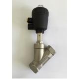preços de válvula globo angular pneumática Manaus