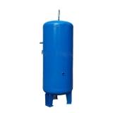 reservatório de ar comprimido vertical