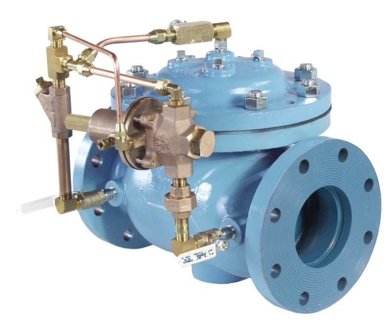 Valor de Válvula de Controle de Pressão de água Natal - Válvula de Controle de Vazão de água