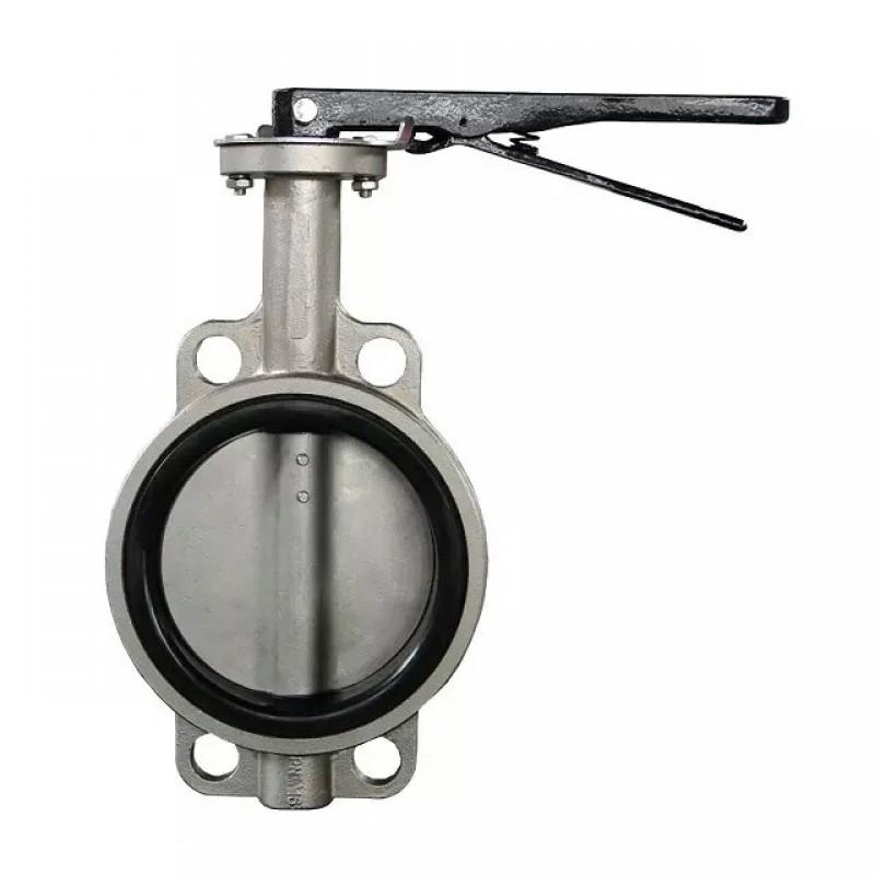 Válvula Borboleta de Aço Inox Valor Brasília - Válvula Borboleta Sanitária