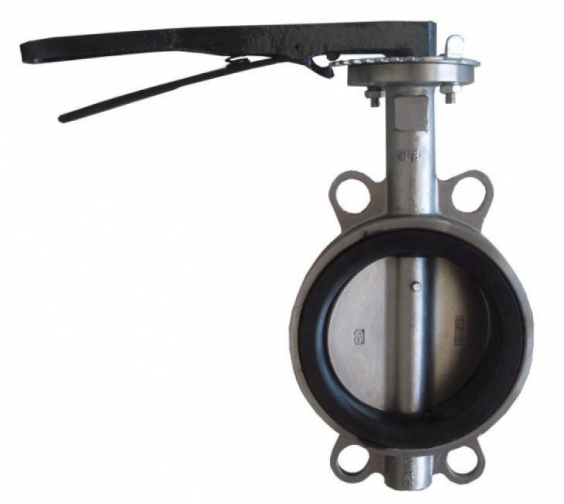 Válvula Borboleta em Aço Inox Rio de Janeiro - Válvula Borboleta com Atuador