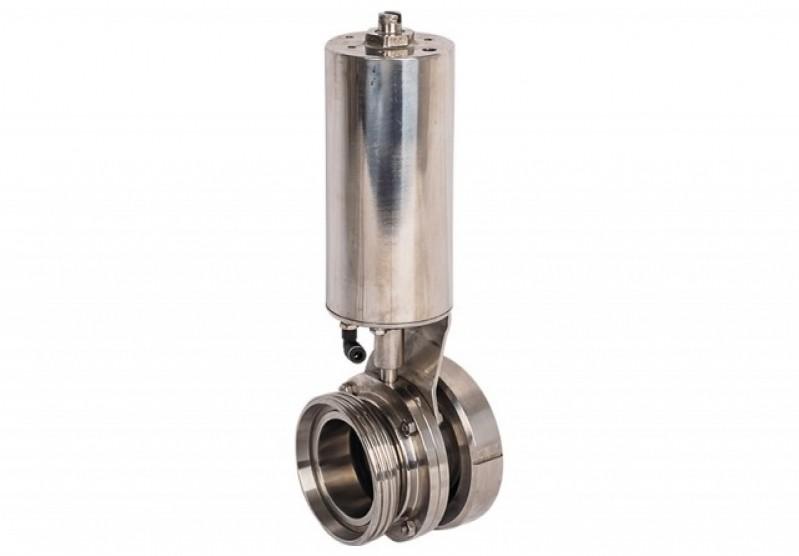 Válvula Borboleta Inox Sanitária para Comprar São Luís - Válvula de Retenção Sanitária