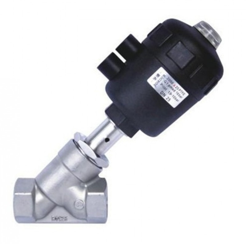 Válvula de Controle Acionamento Pneumático Salvador - Válvula de Controle de Fluxo