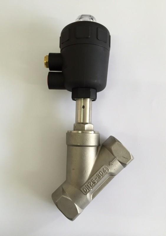 Válvula de Controle de Fluxo de água para Comprar Brasília - Válvula de Controle Acionamento Pneumático