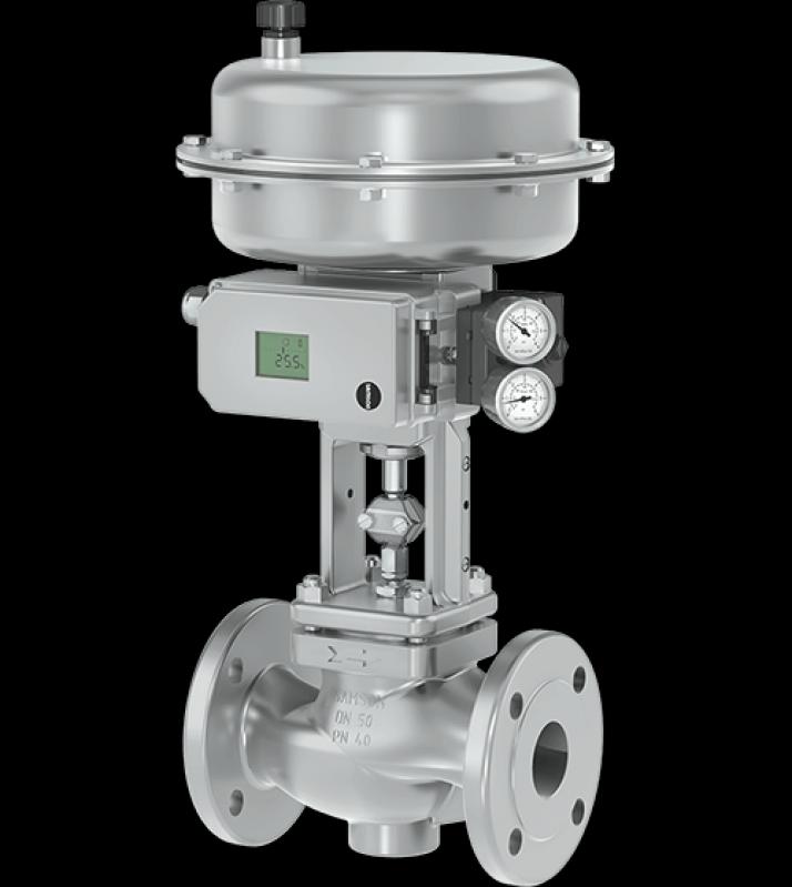 Válvula de Controle de Fluxo de água Paraíba - Válvula de Controle de Fluxo