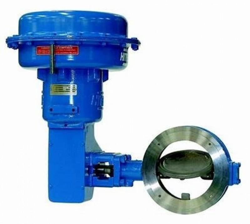 Válvula de Controle Tipo Borboleta Pernambuco - Válvula de Controle Direcional