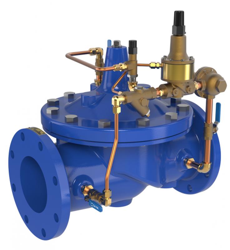 Válvula Reguladora de Caudal de água Tocantins - Válvula de Bomba de água