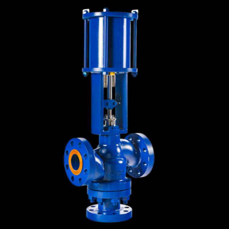 Válvulas de Controle Tipo Globo Maceió - Válvula de Controle de Fluxo de água
